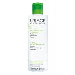 AGUA TERMAL MICELAR DESMAQUILLANTE 500 ML URIAGE