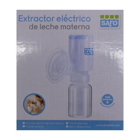 Extractor EL/ÉCTRICO DE LECHE MATERNA Saro