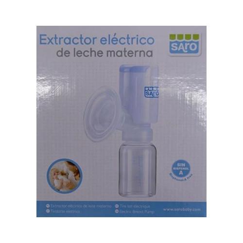 EXTRACTOR ELÉCTRICO DE LECHE MATERNA SARO
