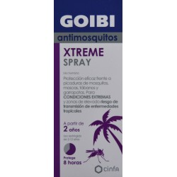 ANTIMOSQUITOS GOIBI XTREME SPRAY 75 ML CINFA