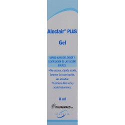 GEL ALOCLAIR PLUS GEL 8 ML ITALFARMACO