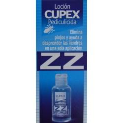 LOCIÓN PEDICULICIDA CUPEX 125 ML