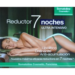 REDUCTOR 7 NOCHES ULTRA INTENSIVO 450 ML SOMATOLINE COSMETIC