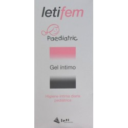 LETIFEM PAEDIATRIC CREMA VULVAR 30 ML LETI LABORATORIOS