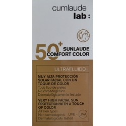SUNLAUDE CONFORT COLOR 50+ CUMLAUDE LAB