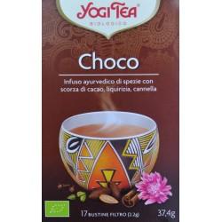 INFUSIÓN CHOCO 17 BOLSITAS YOGI TEA