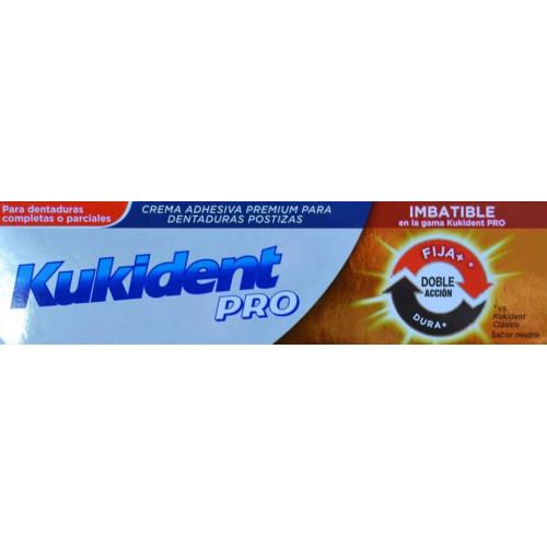 KUKIDENT PRO DOBLE ACCIÓN 40 G