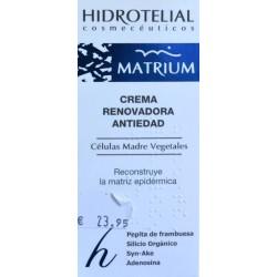 CREMA RENOVADORA ANTIEDAD MATRIUM 50 ML HIDROTELIAL