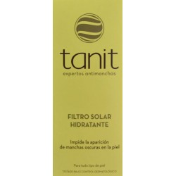 FILTRO SOLAR HIDRATANTE TANIT 50 ML LABORATORIOS VIÑAS