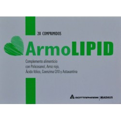 ARMOLIPID PLUS 20 COMPRIMIDOS ROTTAPHARM