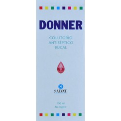 COLUTORIO DONNER 150 ML SALVAT