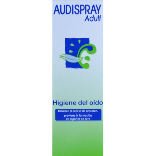 AUDISPRAY ADULT HIGIENE DEL OIDO 50 ML LABORATOIRES DIEPHARMEX