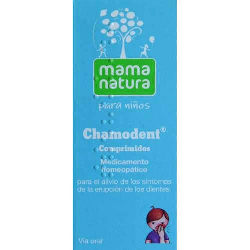 CHAMODENT 120 COMPRIMIDOS MAMA NATURA DHU