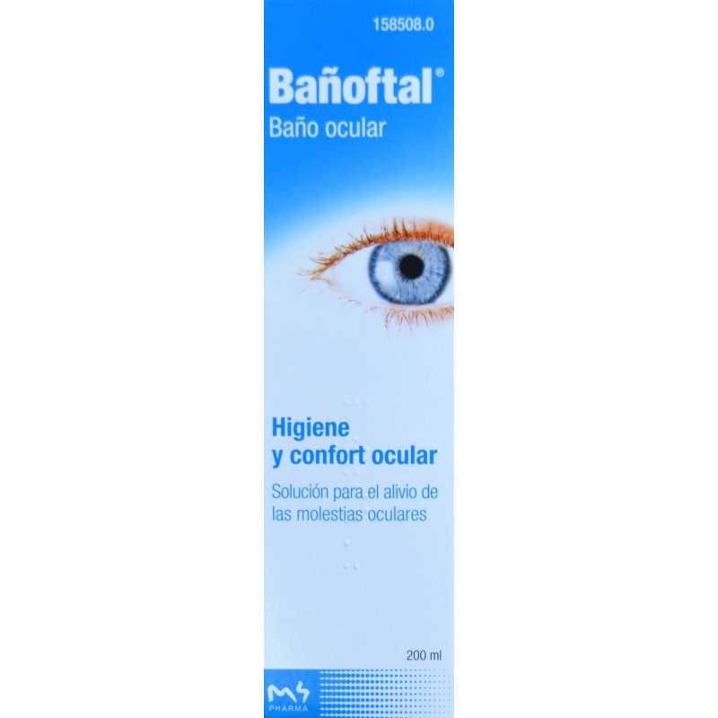 Ba o ocular ba oftal 200 ml m4 pharma farmacia anna riba - Bano ocular ...