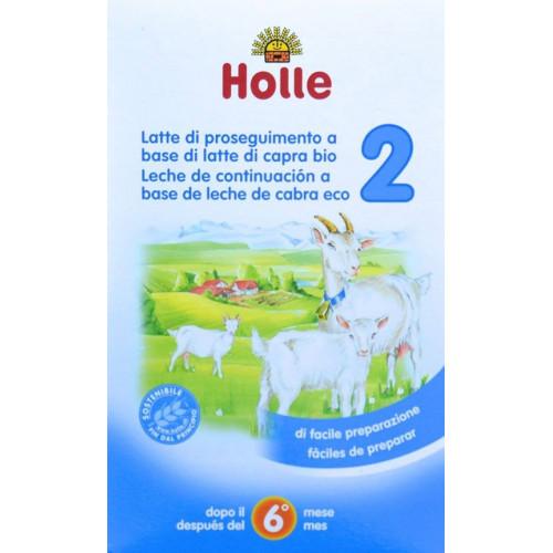 LECHE DE CONTINUACIÓN CABRA 400 G HOLLE