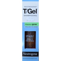 NEUTROGENA T/GEL CHAMPÚ PARA CABELLO GRASO 250 ML