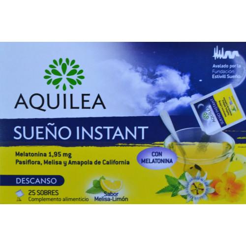 SUEÑO INSTANT 25 SOBRES AQUILEA