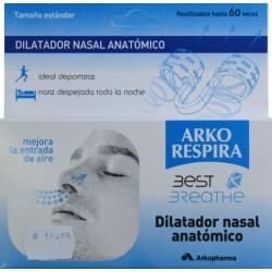 ARKO RESPIRA BEST BREATH DILATADOR NASAL ANATÓMICO ARKOPHARMA
