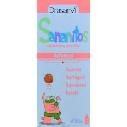 SANANITOS DEFENSAS 150 ML DRASANVI