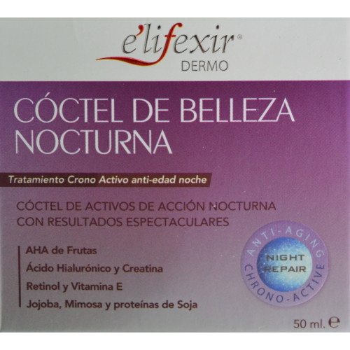 CÓCTEL DE BELLEZA NOCTURNA 50 ML PHERGAL