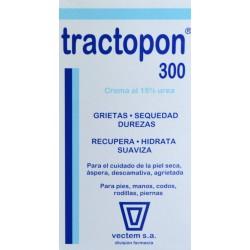 TRACTOPON 300 CREMA UREA 15% 300 ML