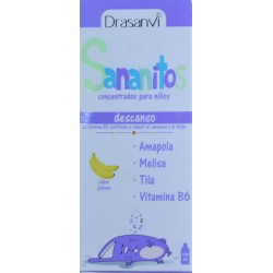 SANANITOS DESCANSO 150 ML DRASANVI