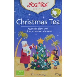 CHRISTMAS TEA 17 BOLSITAS YOGI TEA