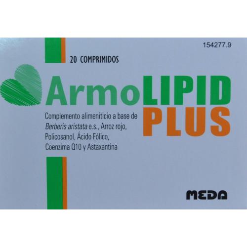 ARMOLIPID PLUS 20 COMPRIMIDOS ROTTAPHARM