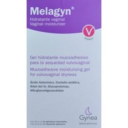 HIDRATANTE VAGINAL MELAGYN 21 APLICADORES DESECHABLES GYNEA LABORATORIOS