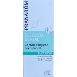 GEL BUCO-DENTAL BUCCAROM 15 ML PRANAROM