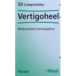VERTIGOHEEL 50 COMPRIMIDOS HEEL