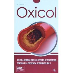 OXICOL 28 CÁPSULAS ACTAFARMA