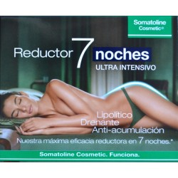 REDUCTOR 7 NOCHES ULTRA INTENSIVO 250 ML SOMATOLINE COSMETIC