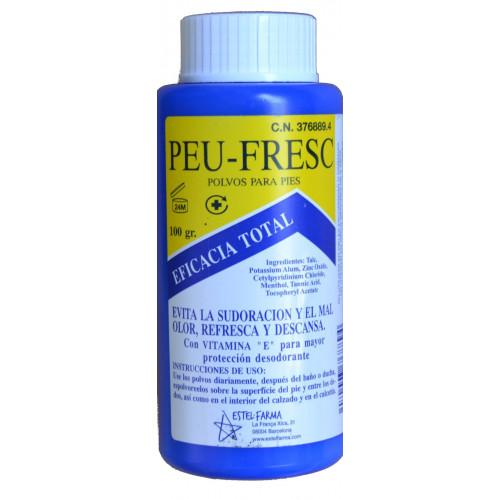 PEU-FRESC 100 G ESTEL FARMA