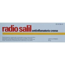 RADIO SALIL CREMA 30 G LABORATORIOS VIÑAS