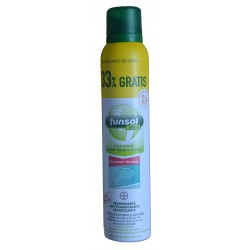 FUNSOL SPRAY 150 ML + 50 ML BAYER