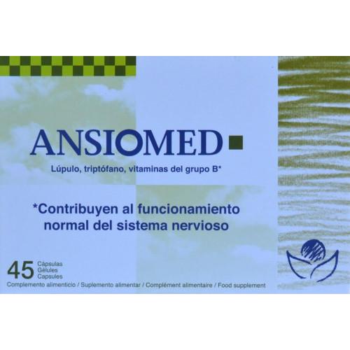 ANSIOMED 45 CÁPSULAS LABORATORIOS BIOSERUM