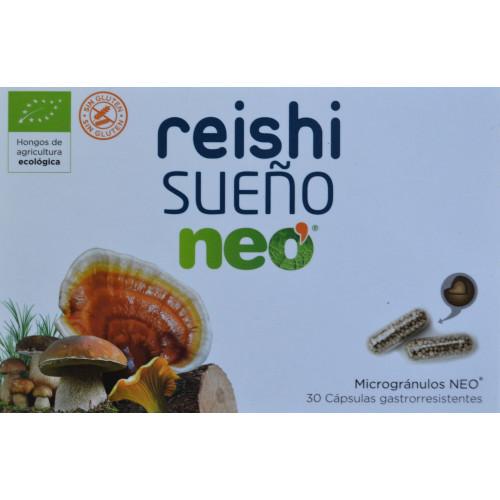 REISHI SUEÑO 30 CÁPSULAS NEO