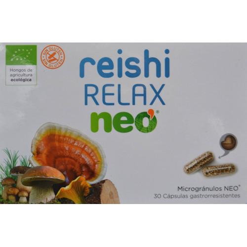 REISHI RELAX 30 CÁPSULAS NEO