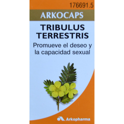TRIBULUS TERRESTRIS 42 CÁPSULAS ARKOPHARMA