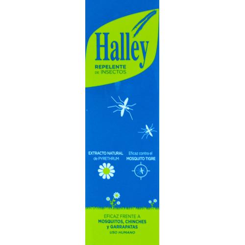 REPELENTE DE INSECTOS HALLEY 150 ML