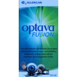 OPTAVA FUSION 10 ML ALLERGAN
