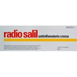 RADIO SALIL CREMA 60 G LABORATORIOS VIÑAS