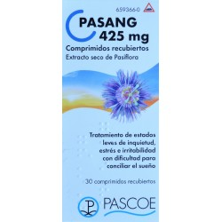 PASANG 425 MG 30 COMPRIMIDOS RECUBIERTOS PASCOE