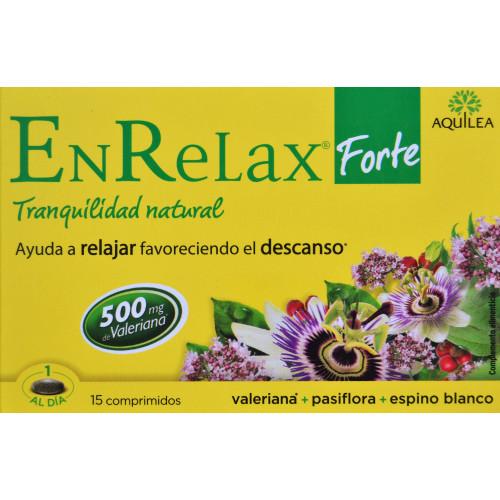 ENRELAX FORTE 15 COMPRIMIDOS AQUILEA