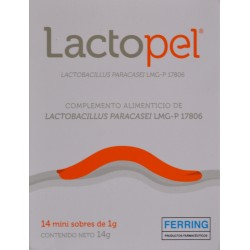 LACTOPEL 14 MINI SOBRES DE 1 G FERRING
