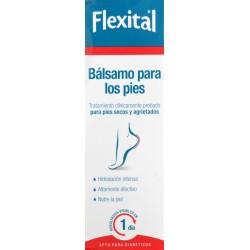 BÁLSAMO PARA LOS PIES FLEXITAL 56 G