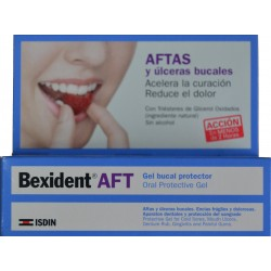 BEXIDENT AFT GEL BUCAL PROTECTOR 5 ML ISDIN