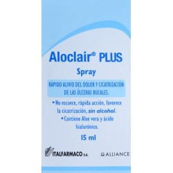ALOCLAIR PLUS SPRAY 15 ML ITALFARMACO