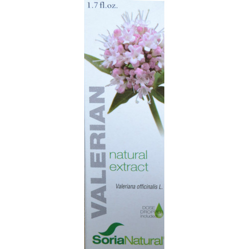 VALERIANA 50 ML SORIA NATURAL